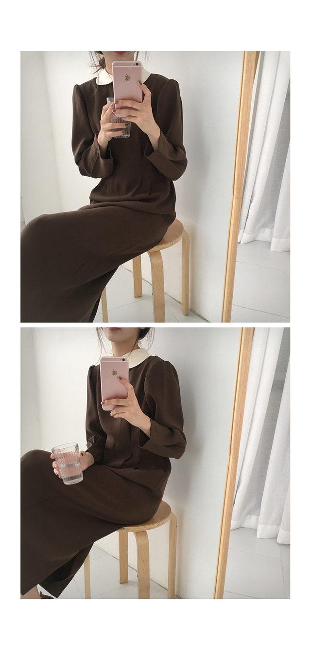 Caramoe long dress