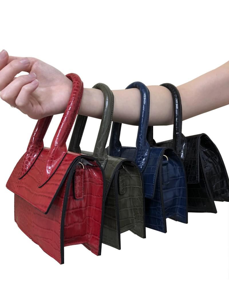 mini tote bag (4 color)