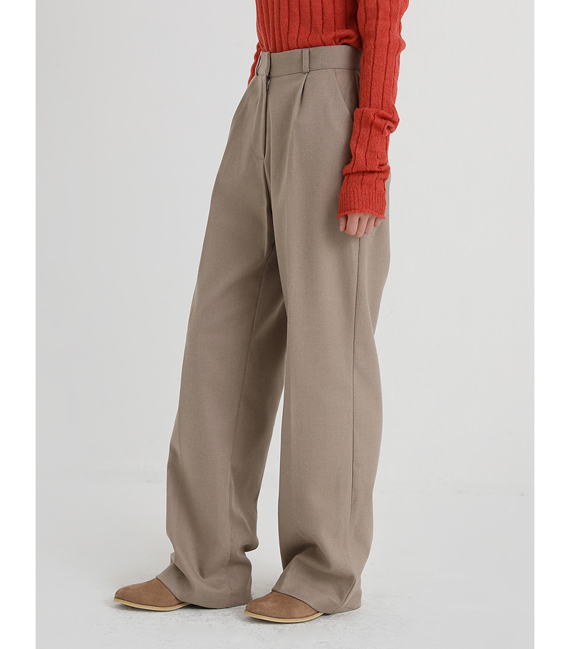general long slacks (2colors)