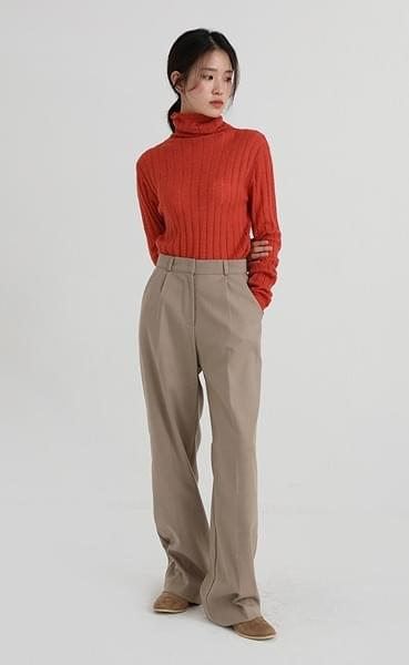 general long slacks (2colors)