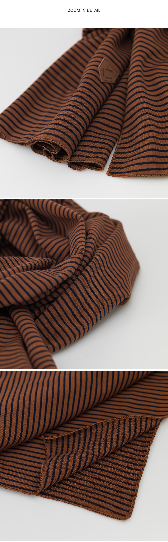 easy stripe muffler