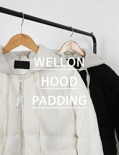 Lamp Wellon Hooded Padding