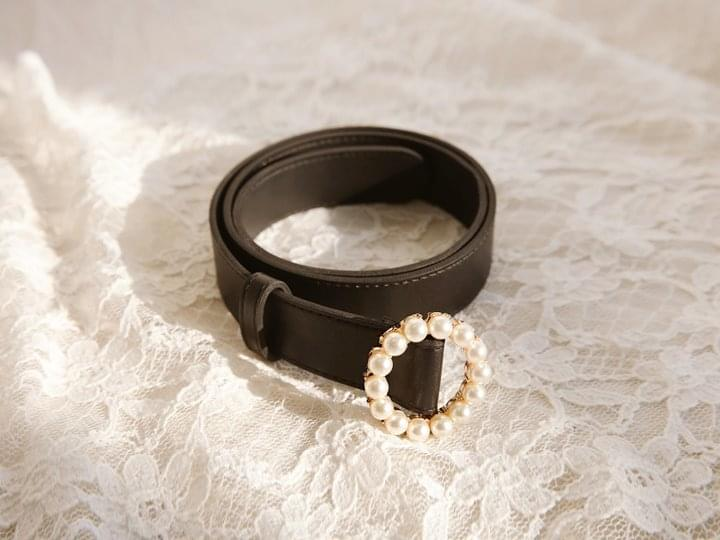 GLAD PEARL O RING BELT