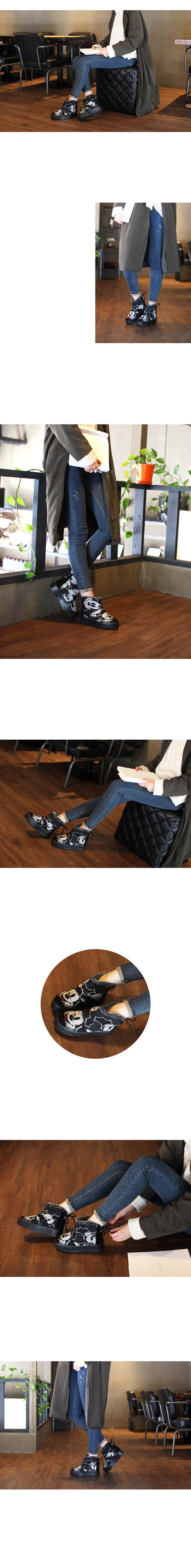 Elias Kipopi Fur Boots 5.5cm