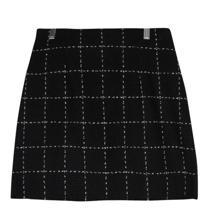 Chloe tweed skirt