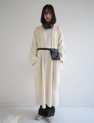 open long cardigan (2colors)