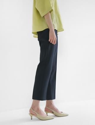 lightweight slim slacks(4colors)
