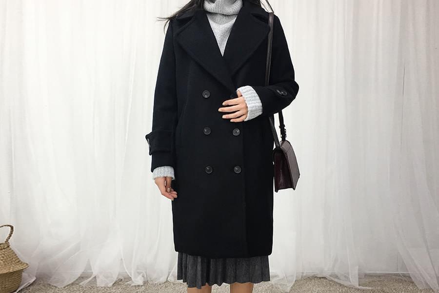 Mea Double Wool Coat