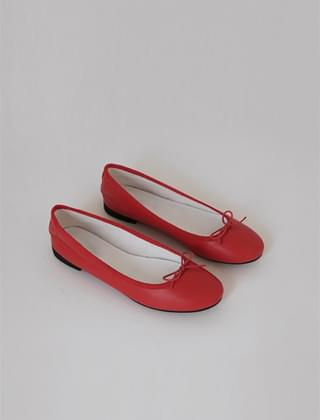 french flat ribbon shoes(4colors)