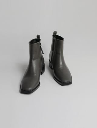 rude ankle boots(2colors)
