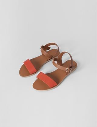 plain light sandals(5colors)