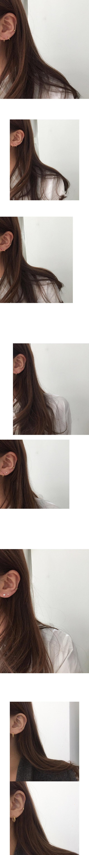 (14k gold) gold cupid piercing