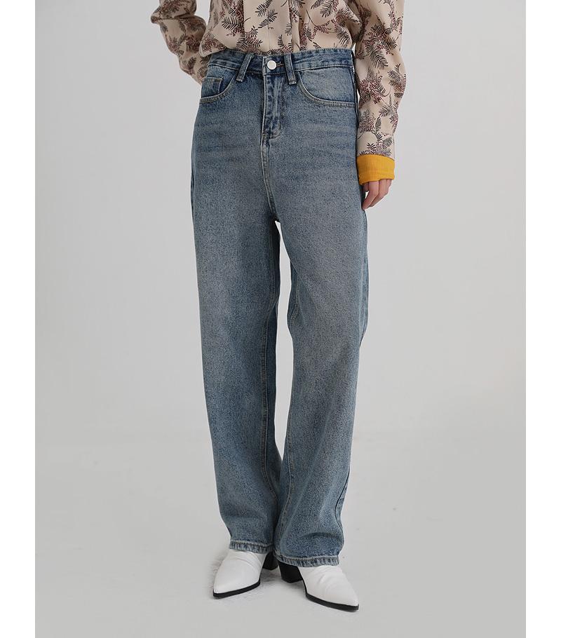 lamar vintage denim pants (2colors)