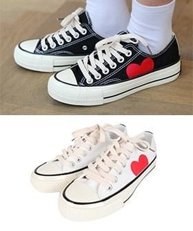 Love Heart Sneakers