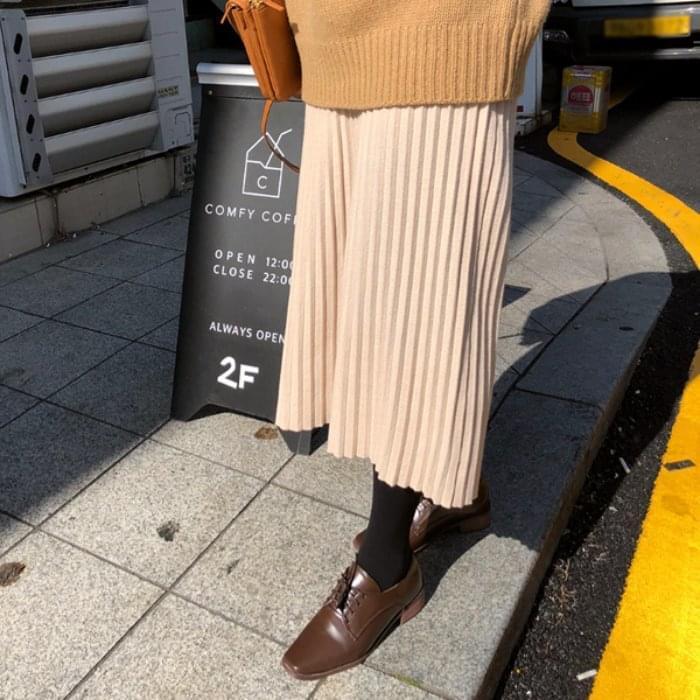 Planning Specials / Flue-Pleated Skirt
