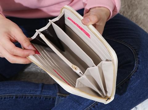 Hand Osamu Osamu wallet