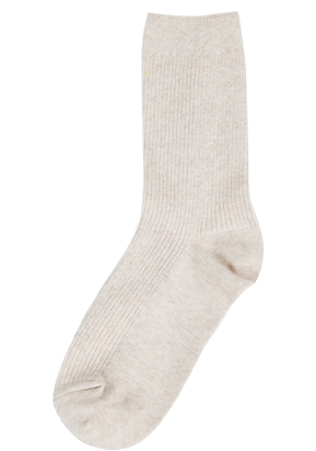 cosy color socks (5 colors)