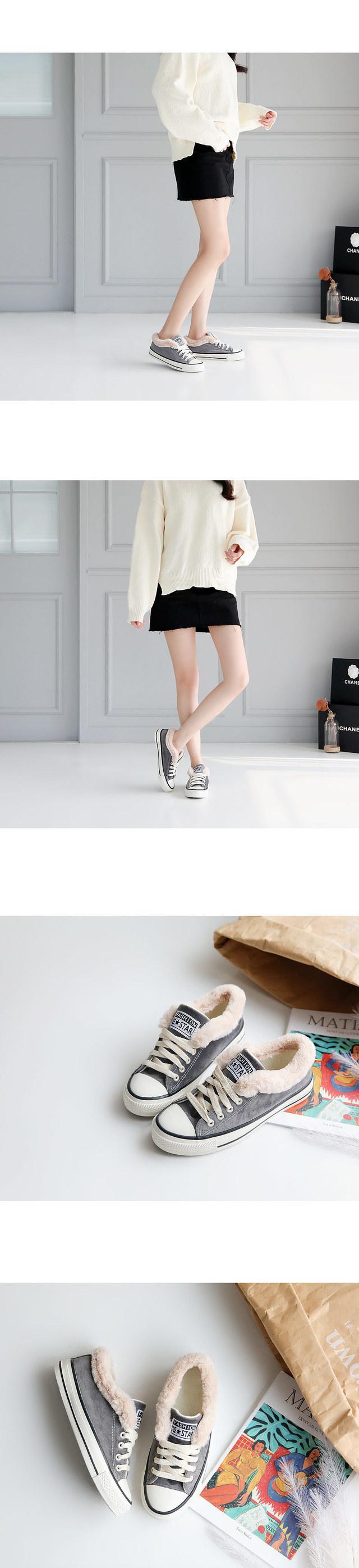 Ratsby Velvet Sneakers 2cm