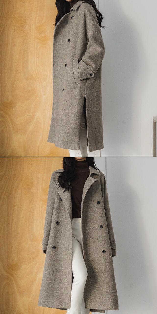 High quality wool coat