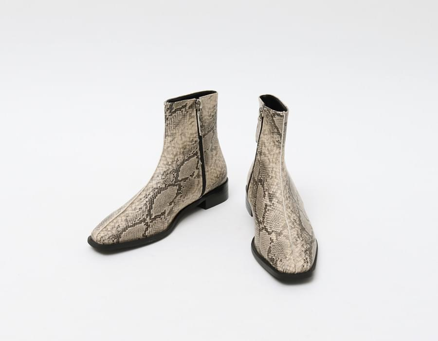 Divide ankle boots_M (size : 230,235,240,245,250)