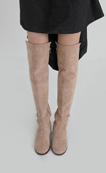 carmel touch high boots (3colors)