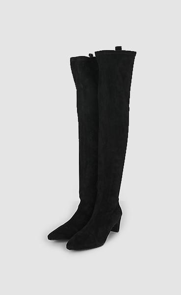 victoria high boots (2colors)