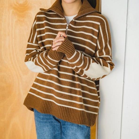 Long caravan business knit