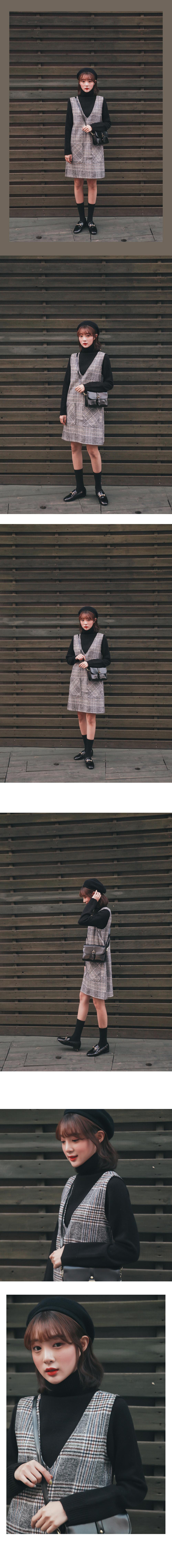 Milan V-Nassi Dress