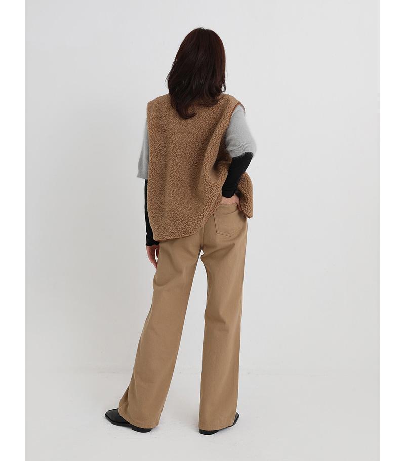 boucle vest (2colors)
