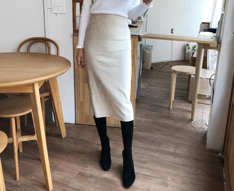 Blygolden Banding Skirt