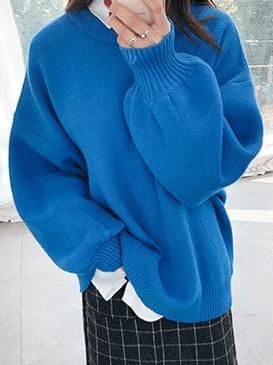 Puff Cha Cha knit