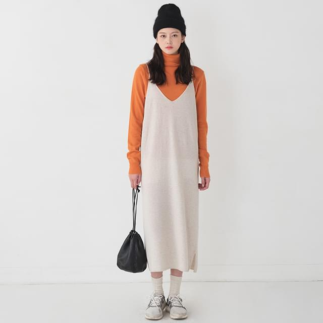 sleeveless wool ops
