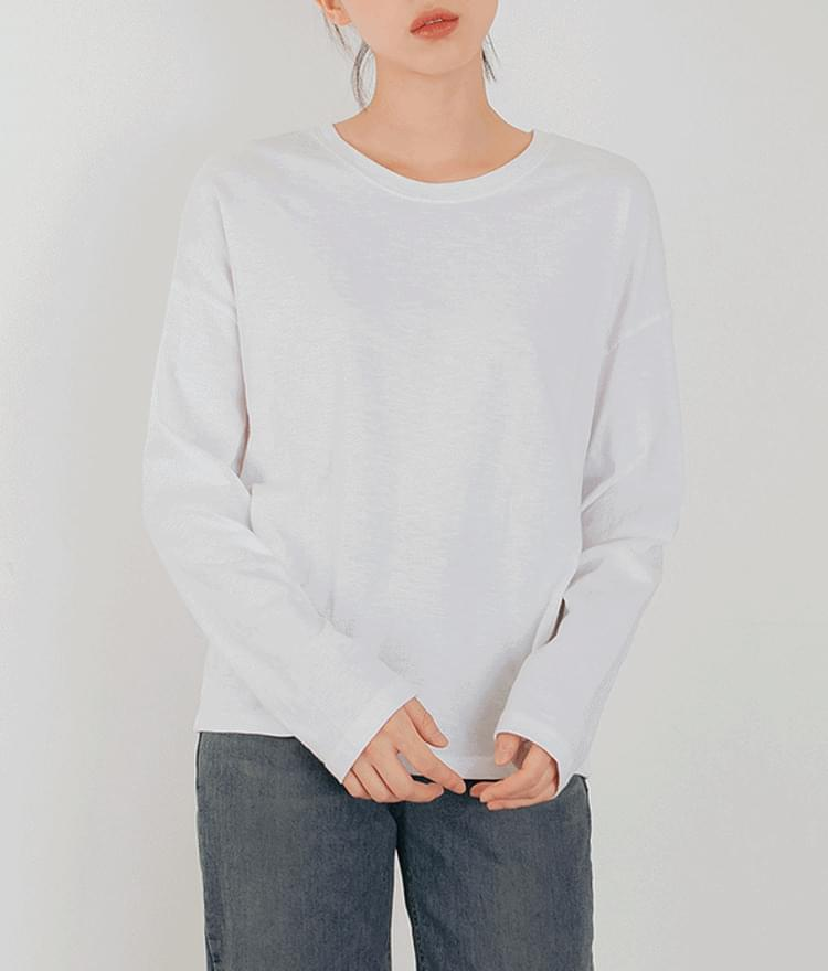 Loose sleeves Top