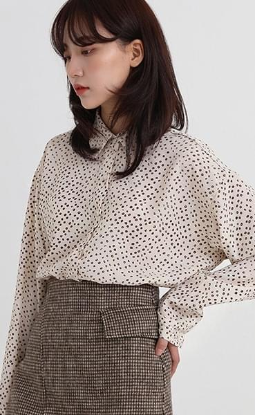rachel blouse (2colors)