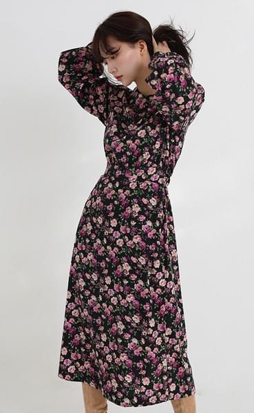roco flower one-piece (2colors)