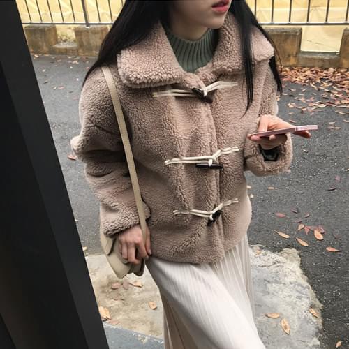 Formy fleece short jacket