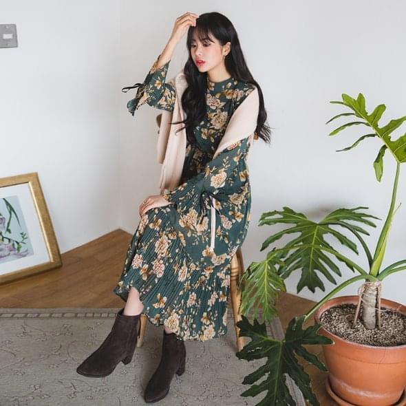Rota Floral Dress