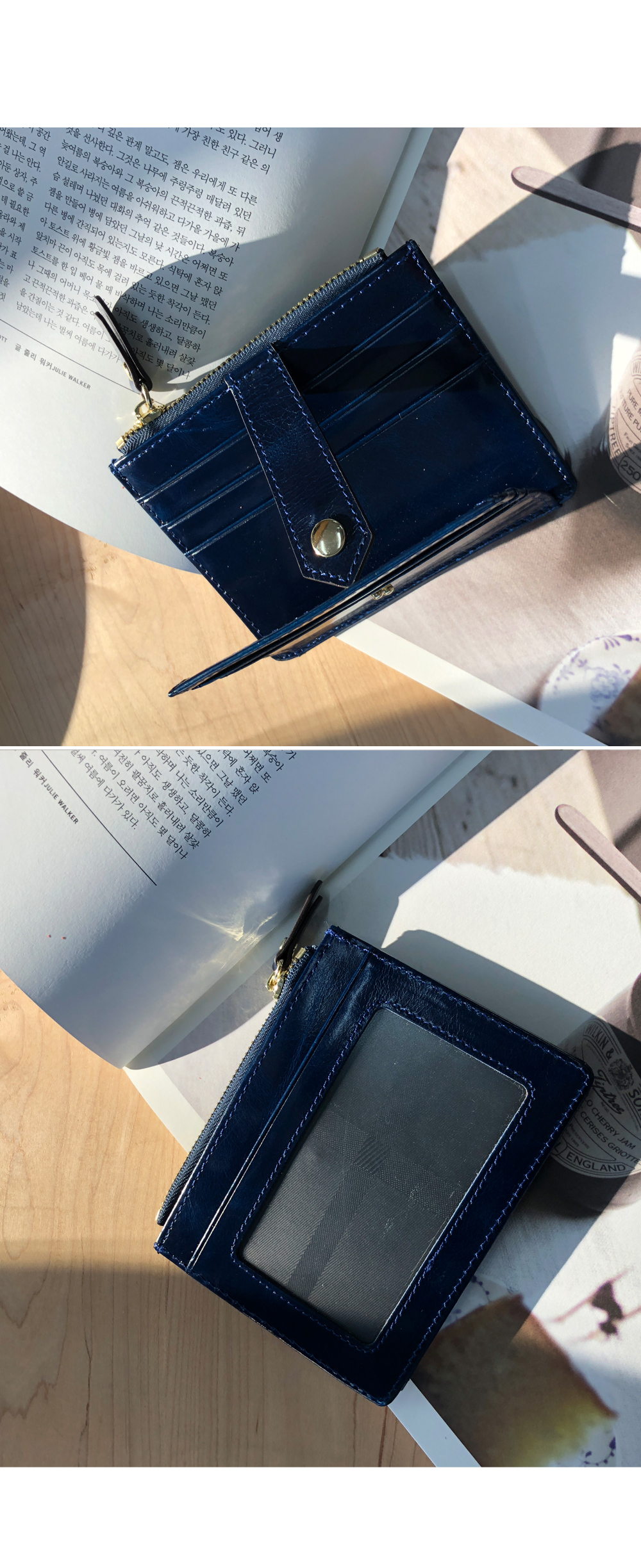 Practical best leather wallet