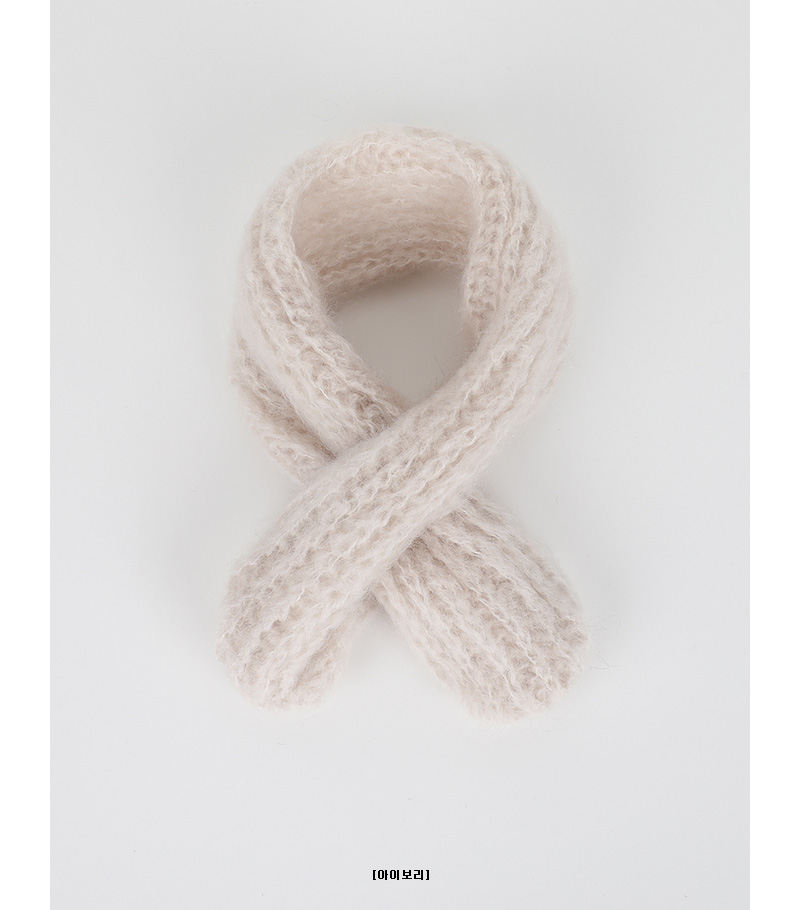 spider web knit muffler (5colors)