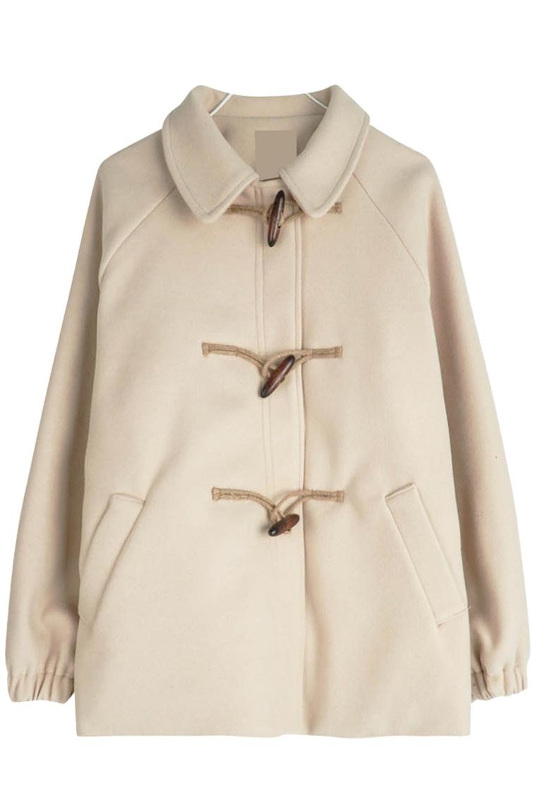 Gogo tteokbokki short coat