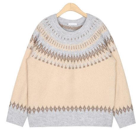 bobby snow knit