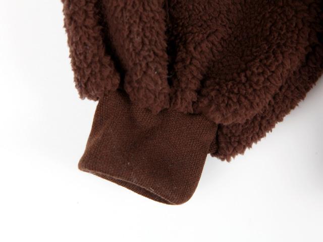 Yew Cutie Fleece Cardigan