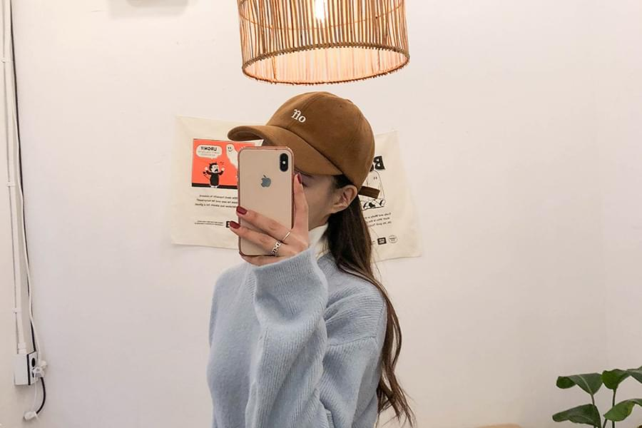 Wool-off cap hat
