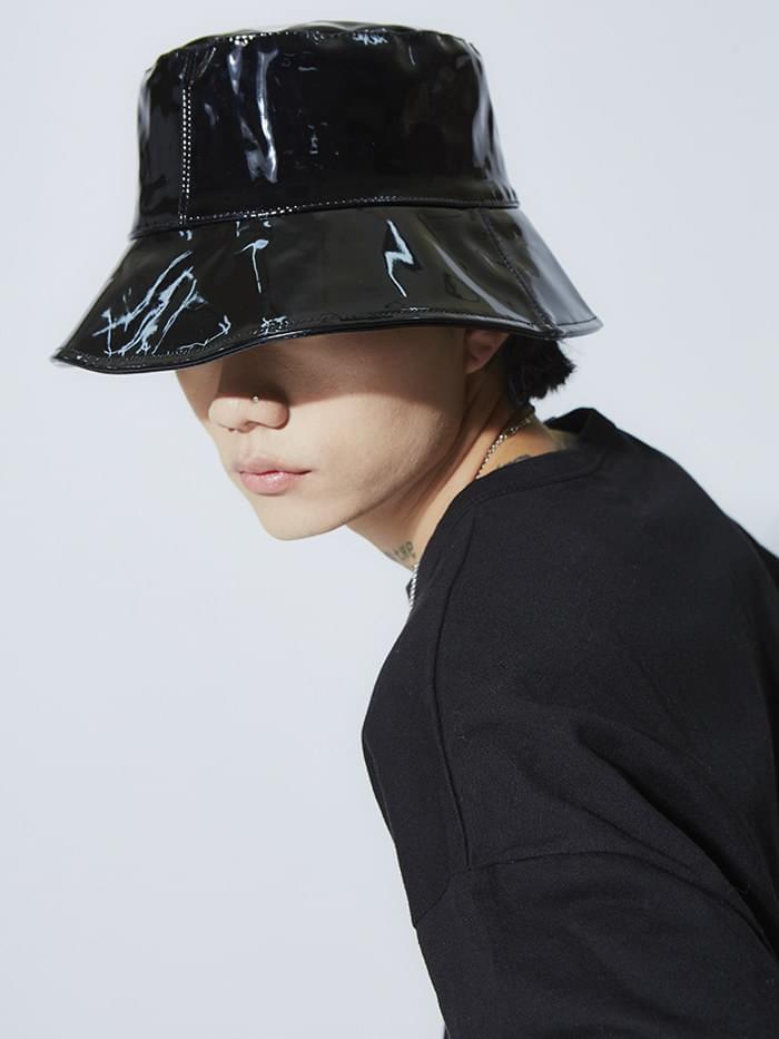 enamel bucket hat