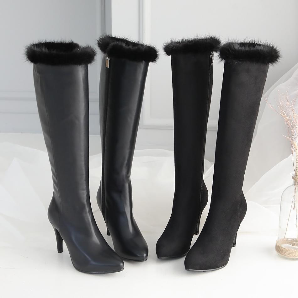 Token Long Boots 9.5cm