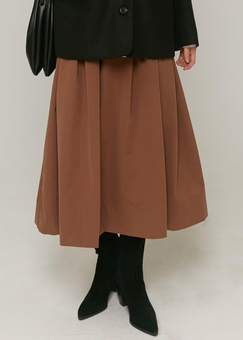 Turk Bending Skirt