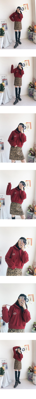 Sik Wool Hopi Skirt