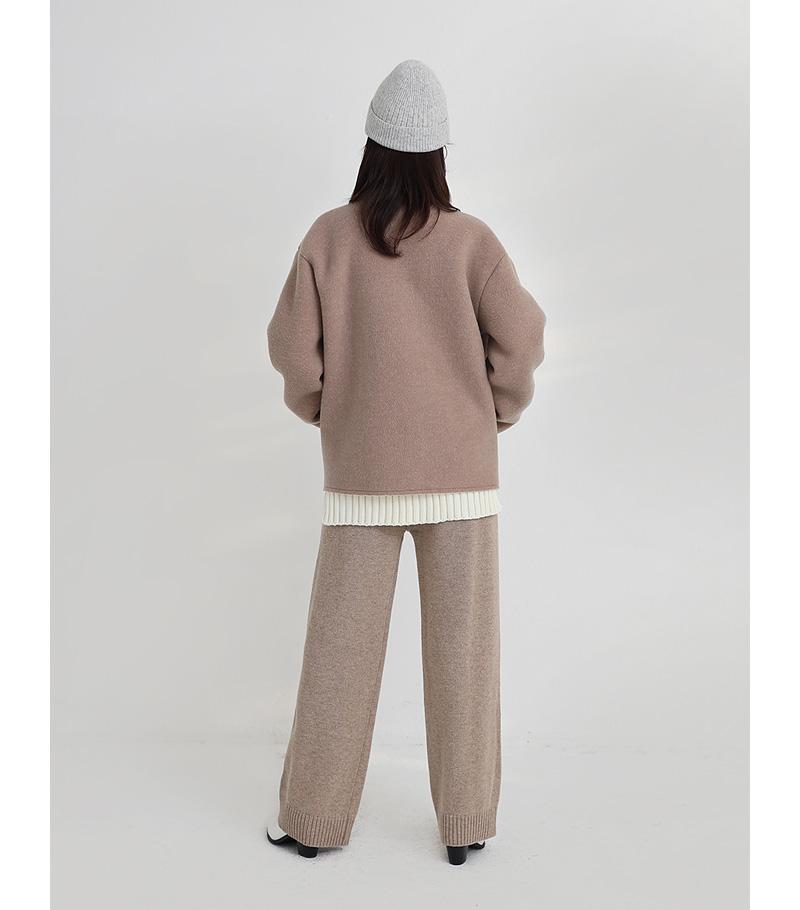 soft boxy cardigan (3colors)