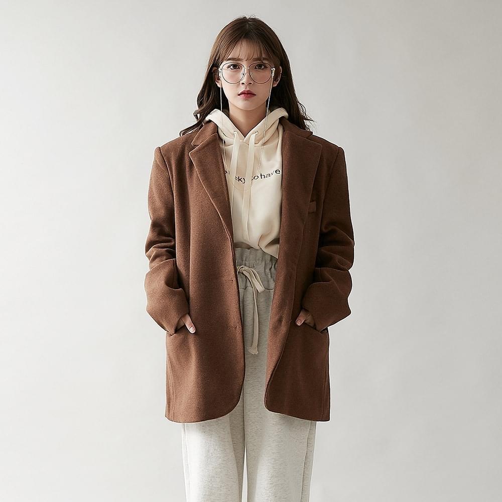 Winter Wool Jacket