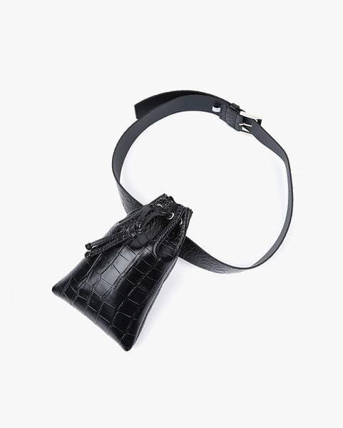 bucket belt bag